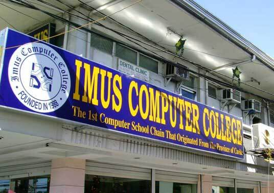 Welcome to Imus Computer College (ICC) - Cavite's 1st Computer School Chain