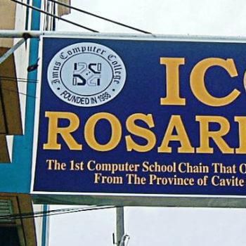 Imus Computer College (Rosario Cavite)